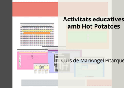 Activitats educatives amb Hot Potatoes