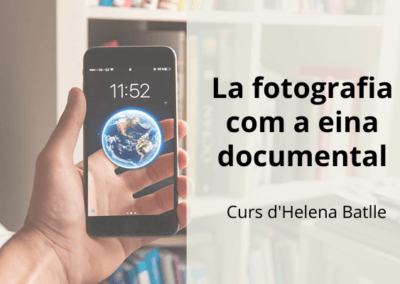 La fotografia digital com a eina documental